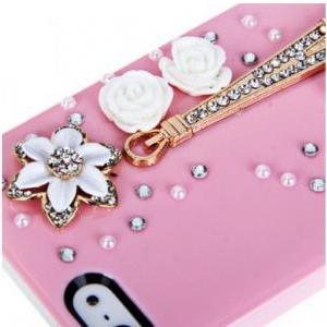 iPhone 5 case 3D Tower Rhinestones ..